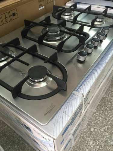 Tope De Cocina A Gas 90 Cm Gplus. 5 Hornillas (topes Varios)