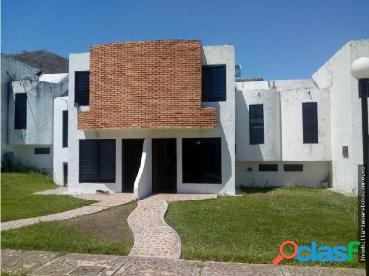 Townhouse En Vta Altos Esmeralda Cód: LG 19-9186