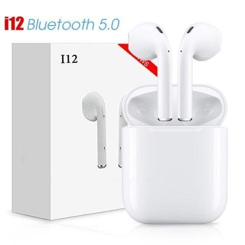 AirPods I12 Tws Earbuds Audífonos Inalambricos Bluetooth
