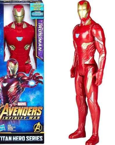 Avenger Infinity War Iron Man Nuevo Original