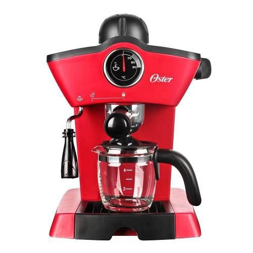 Cafetera De Vapor Para Espresso Y Capuccino 4 Tazas Oster