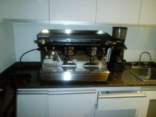 Maquina De Cafe Rancillio Clase 9 Mas Molino Rancilio Kyro