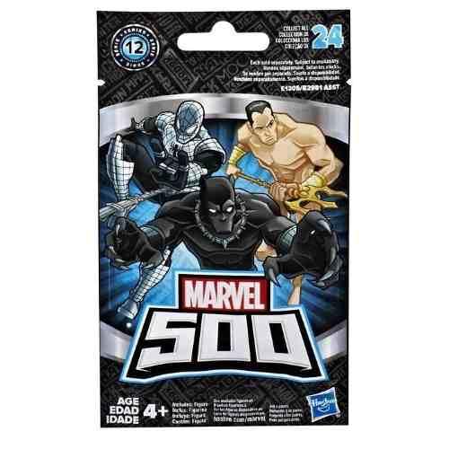 Marvel 500 Micro Figuras Sorpresa Blind Bag Series 12