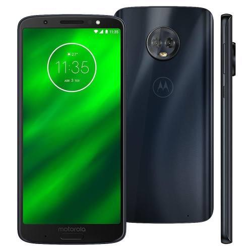 Motorola Moto G6 32gb 3gb Ram Dual Sim 8 Nucleos Huella