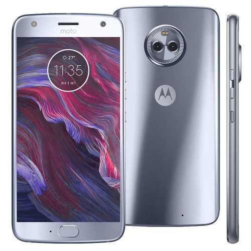 Motorola Moto X4 Nuevo Sellado Y Liberado + Vidrio Temp 175t