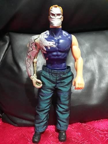Muñeco Max Steel Original Usado En Buen Estado