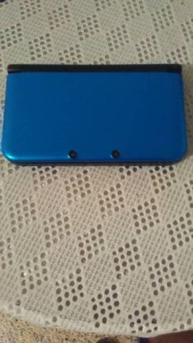 Nintendo 3ds Xl Azul Con 4gb De Sd