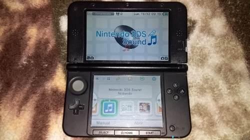 Nintendo 3ds Xl Como Nuevo