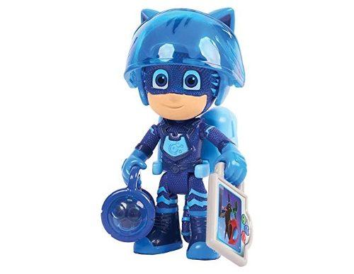 Pj Mask Catboy Figura Héroes En Pijama