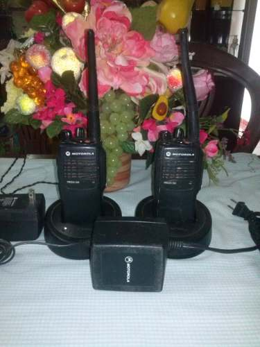 Radio Portatil Motorola Pro Canales
