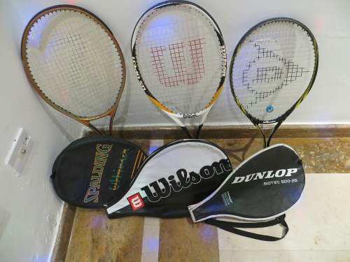 Raquetas De Tennis