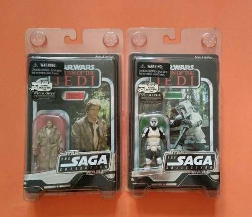 Star Wars Figuras Muñeco Vintage Collection Han