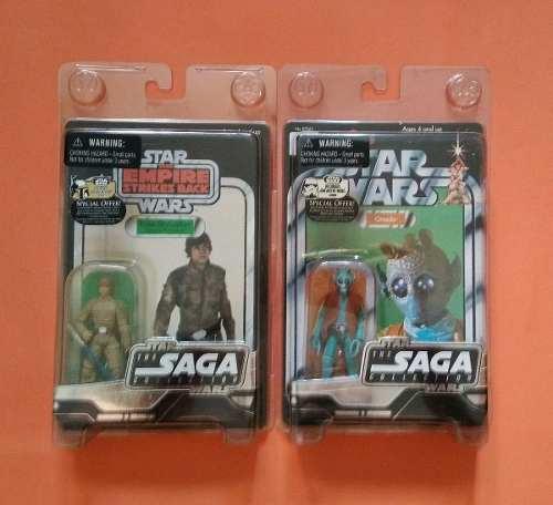 Star Wars Figuras Muñecos Vintage Collection Luke Greedo