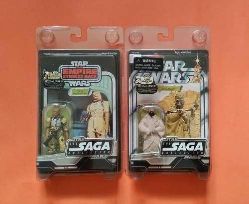 Star Wars Figuras Vintage Collection Bossk Tusken Raider