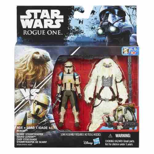 Star Wars Rogue One - Pack 2 Figuras 3.75 Originales