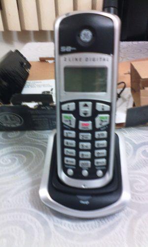 Teléfono Auxiliar Inalámbrico General Electric 5.8ghz