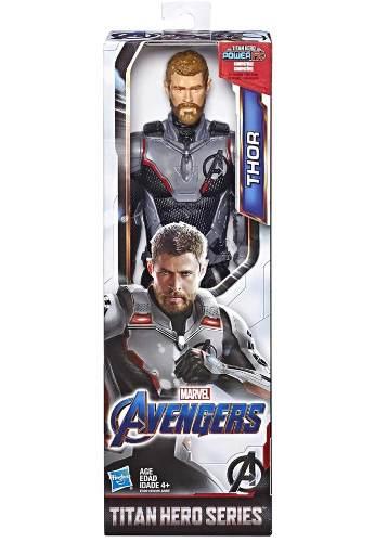 Thor Figura Avengers End Game. Mattel 100% Original 30 Cm