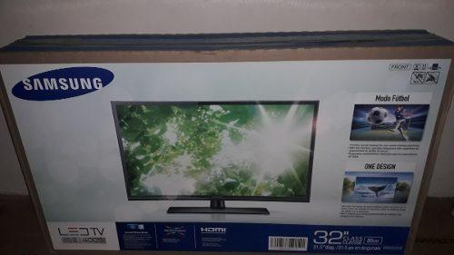Tv Samsung Led 32 Serie  Nuevo (2 Meses De Uso)