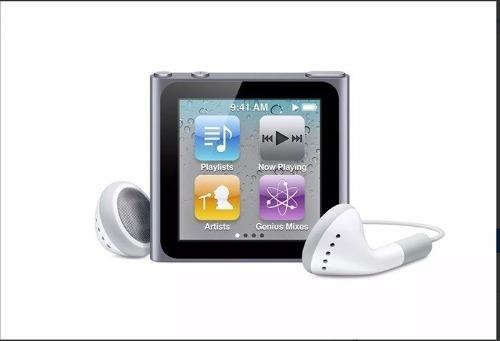 Apple iPod Nano 6ta Generacion