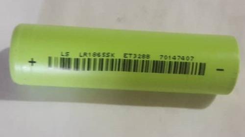 Batería De Litio Recargable. 3.7v mah