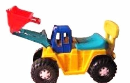 Carrito Montable De Maquina Para Niños
