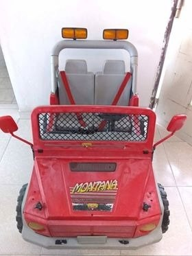 Carro A Batería Eléctrico Para Niños