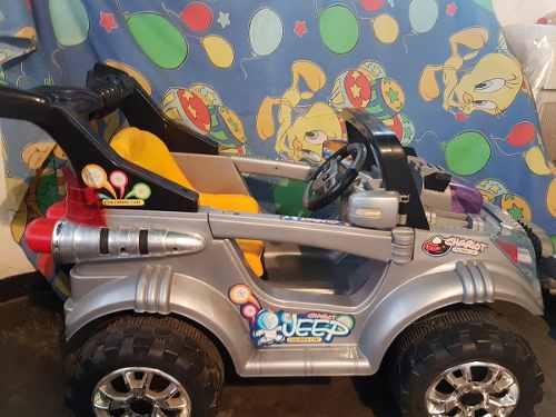 Carro Jeep De Bateria Para Niño