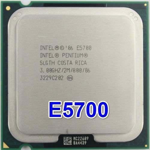 Procesador Intel E Dual Core Con Fan Cooler.