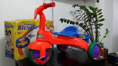 Triciclo Para Niños De 2 A 5 Años