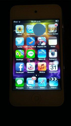 iPod 4ta Generacion 8gb