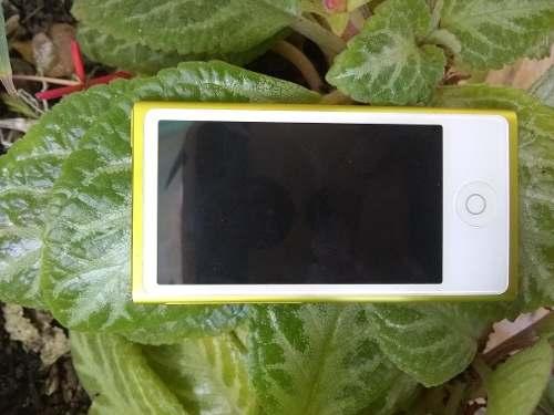 iPod Nano 7ma Generacion 16 Gb Poco Uso