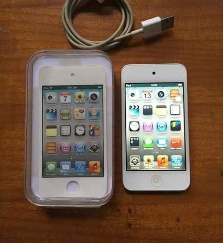 iPod Touch 4 Generacion Usado.