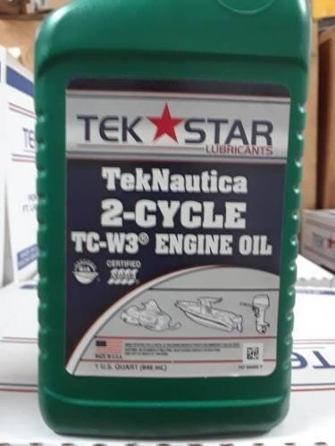 Aceite Fuera De Borda Tc-w3 Tek Star/2tiempos Somos Empresa