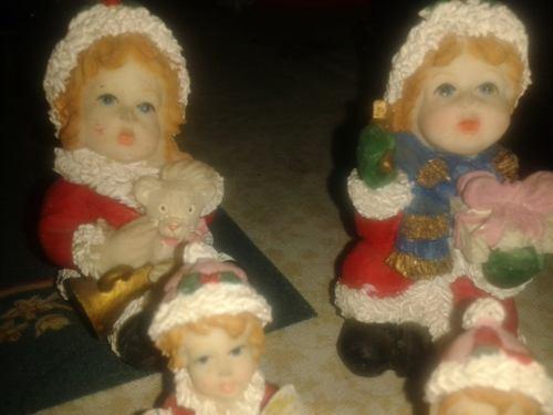 Adornos De Navidad Juego De Tazas Botas
