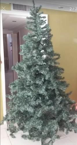 Arbol Navidad Navideño 2,10mts Arbolito - (..100.verdess..)