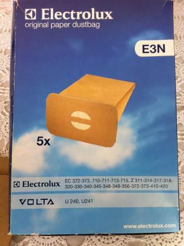 Bolsas Para Aspiradora Electrolux E3n
