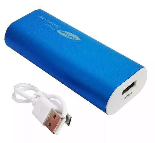 Cargador Portatil Power Bank Samsung 4500 Mah Somos Tienda