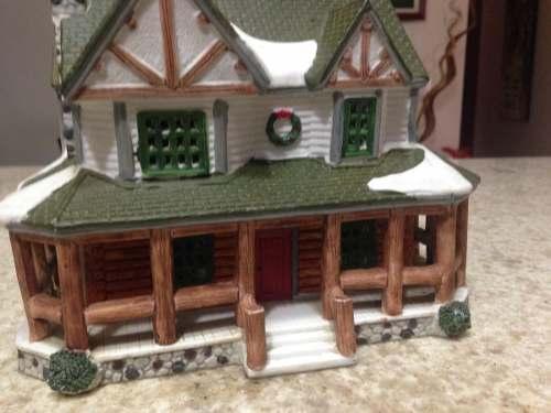 Casa Para Villa De Navidad