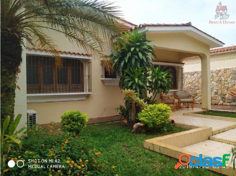 Casa en Venta Valle de Camoruco JT 19-9705