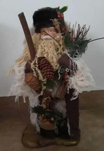 Figura Del Espíritu De La Navidad