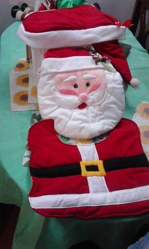 Juego De Baño De Navidad San Nicolás