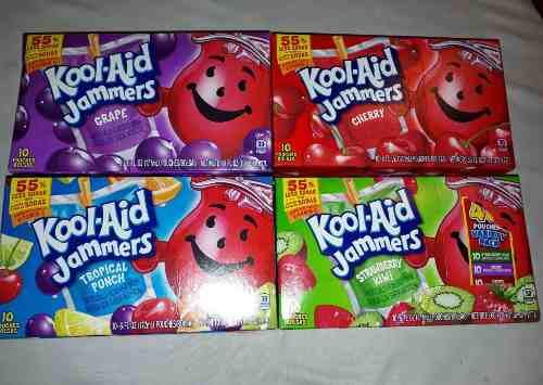 Kool Aid Jammers Variety Pack 40 Und