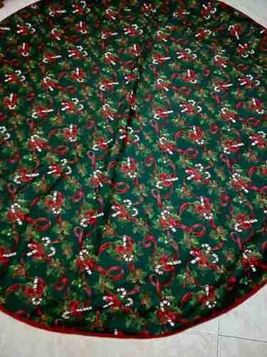 Mantel Redondo De Navidad Mesa De 1,67cms Nuevo