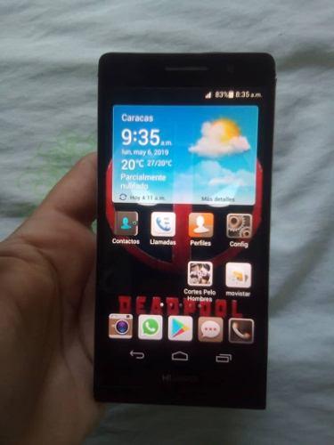 Telefono Celular Huawei Ascend P6