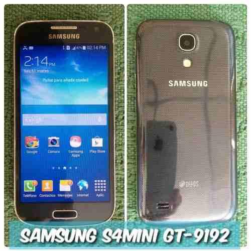 Telefono Samsung Galaxy S4 Mini Gt-i Liberado