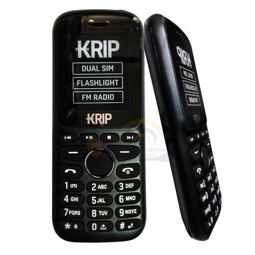Teléfono Celular Dual Sim Krip K1