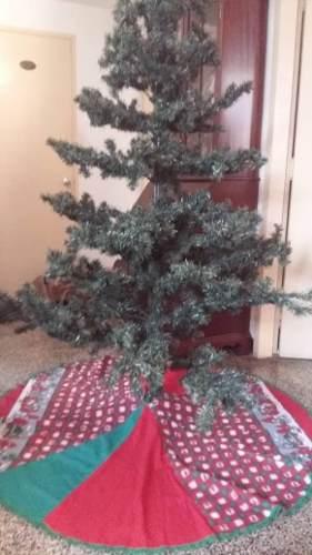 Árbol De Navidad Con Pie De Árbol Incluido, 2.05 M