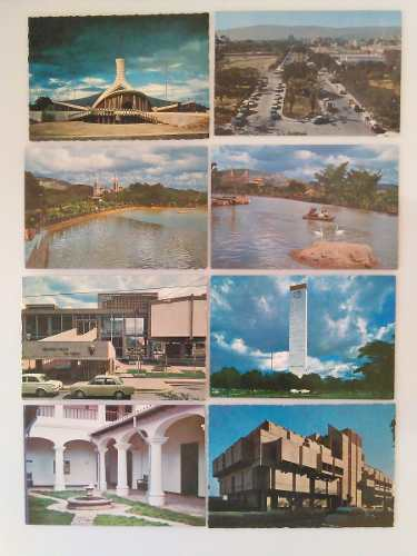 2 Postales De Venezuela Antiguas Barquisimeto Y Carora