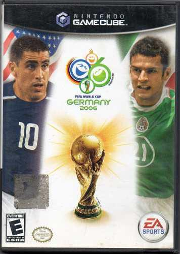 2006 Fifa World Cup.video Juego Original Usado M5