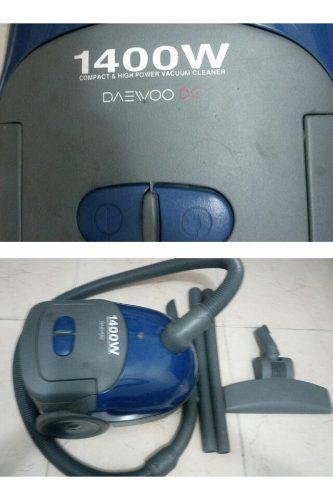 Aspiradora Daewoo 1400 Watts